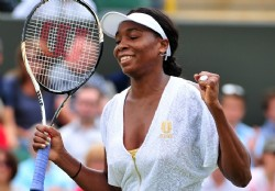 Venus Williams quiere ir a Londres