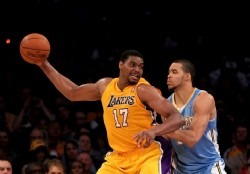 Lakers se aseguraron un lugar en playoffs