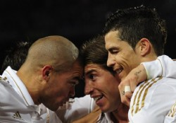 Real Madrid dio un golpe clave